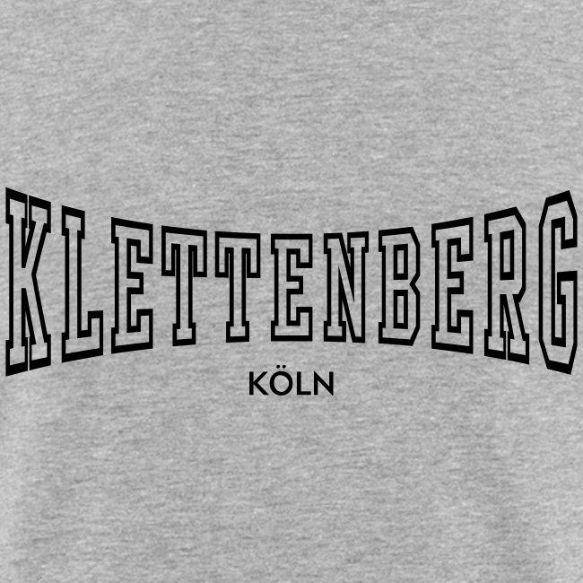 Klettenberg Outline Farbwahl (schwarzer Druck)