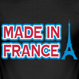 made in france Tee shirts - Tee shirt près du corps Homme