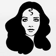 Motiv ~ FB Head und Logo black SLIMFIT