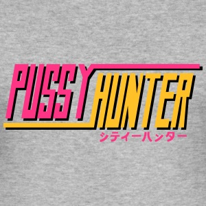 Pussy Hunter - Tee shirt près du corps Homme