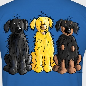 Hovawart – Hovi – Dog – Shirt Design T-Shirts - Men's Slim Fit T-Shirt