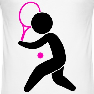 Tennis (dd)++2013 T-Shirts - Men's Slim Fit T-Shirt