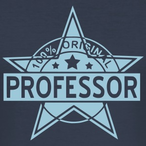 professor - Männer Slim Fit T-Shirt