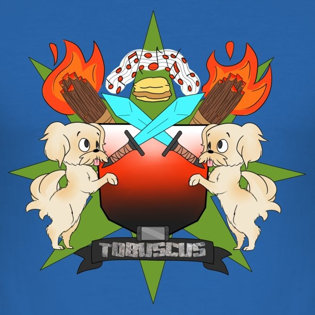 Fan Made Tobuscus Coat of Arms