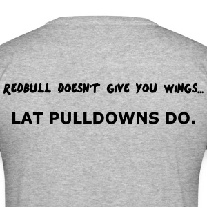 Redbull doesn't give Wing T-shirts - slim fit T-shirt