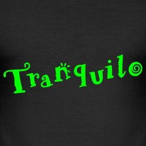 tranquilo Tee shirts - Tee shirt près du corps Homme