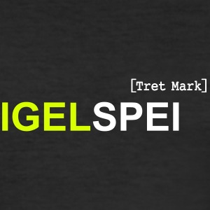 Igelspei - Männer Slim Fit T-Shirt
