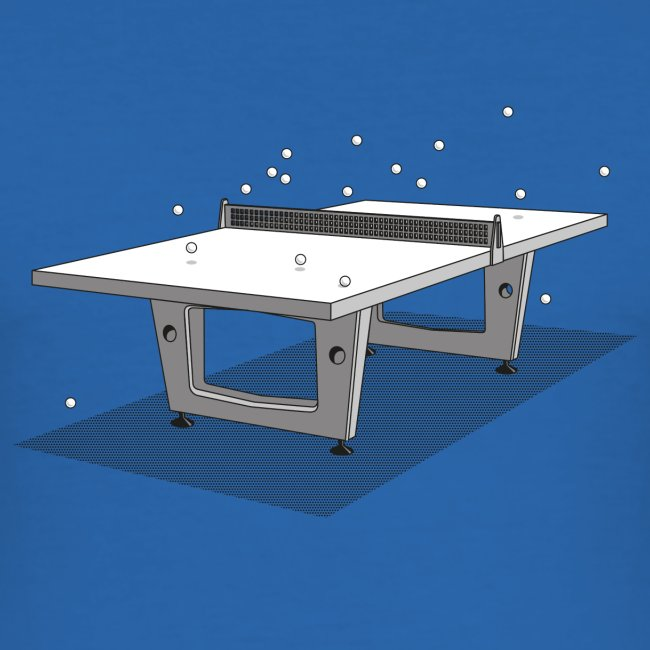 Men's Table Tennis