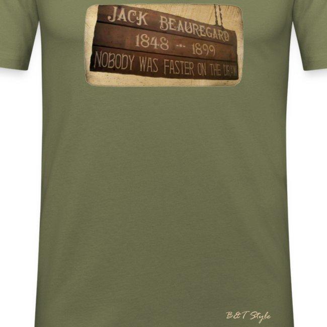 Jack Beauregard - Bud & Terence Style Collection