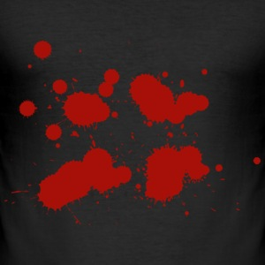 Bloody ;) - Men's Slim Fit T-Shirt