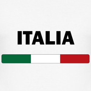 Italia / Italy - Men's Slim Fit T-Shirt