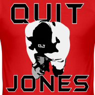 Design ~ Quit Jones SHIRT