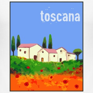Toscana T-Shirts - Männer Slim Fit T-Shirt