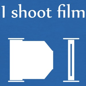 I shoot film 120er Rollfilm T-Shirts - Männer Slim Fit T-Shirt