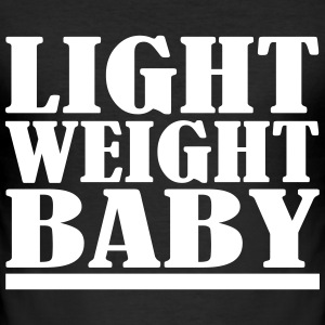 Light Weight Baby T-Shirts - Männer Slim Fit T-Shirt