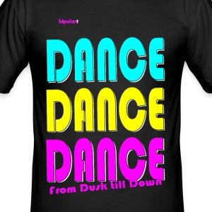 dance T-Shirts - Männer Slim Fit T-Shirt