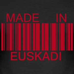 Made in Euskadi Tee shirts - Tee shirt près du corps Homme