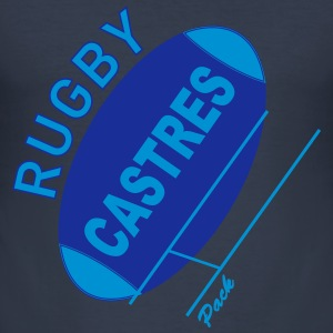 Rugby Castres Tee shirts - Tee shirt près du corps Homme