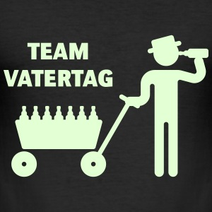 Team Vatertag, T-Shirt - Männer Slim Fit T-Shirt