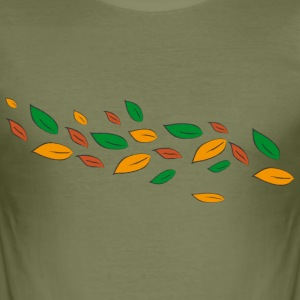 Autumn  T-Shirts - Men's Slim Fit T-Shirt