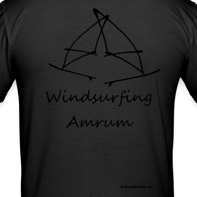 Windsurfing, Amrum-shirt (hinten)