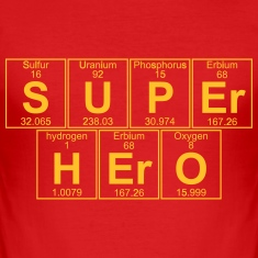S-U-P-Er H-Er-O (super hero) - Full T-Shirts