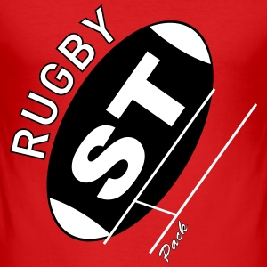 Rugby Toulouse Tee shirts - Tee shirt près du corps Homme