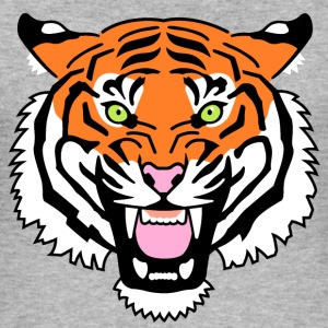 Tiger T-Shirts - Männer Slim Fit T-Shirt