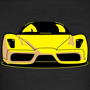 fast_car T-Shirts - Men's Slim Fit T-Shirt