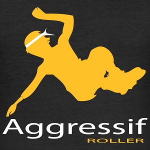 Roller Agressif Tee shirts - Tee shirt près du corps Homme