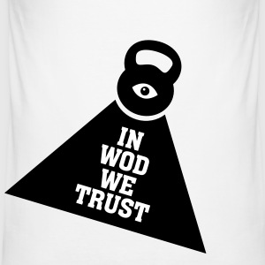 In WOD We Trust Tee shirts - Tee shirt près du corps Homme