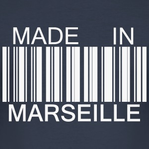 Made in Marseille 13 Tee shirts - Tee shirt près du corps Homme