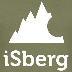iBerg (1c) T-shirts - slim fit T-shirt