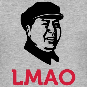 LMAO - Laughing MAO (2c) T-Shirts - Männer Slim Fit T-Shirt