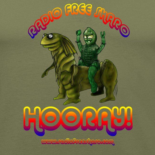 Hooray! (Slim T-Shirt)