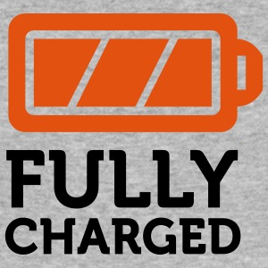 Fully Charged (2c) T-Shirts - Männer Slim Fit T-Shirt