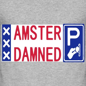 Amsterdam T-shirts - slim fit T-shirt