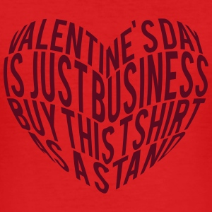 VALENTINE'S DAY Tee shirts - Tee shirt près du corps Homme