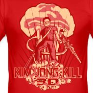 Design ~ Hail To The Kim, Baby! Men's Tee (slimfit)