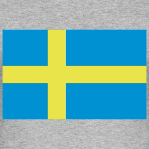 Flag Sweden (2c) T-shirts - Herre Slim Fit T-Shirt