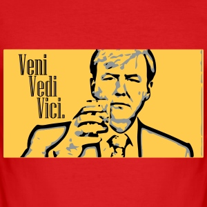 Willem Alexander - Veni Vedi Vici - slim fit T-shirt