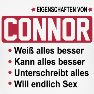 connor T-Shirts - Männer Slim Fit T-Shirt