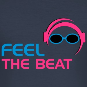 Feel the beat T-shirts - slim fit T-shirt