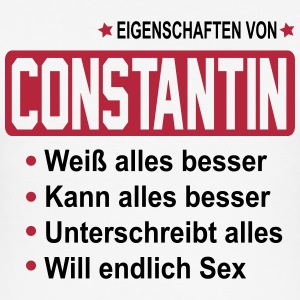 constantin T-Shirts - Männer Slim Fit T-Shirt