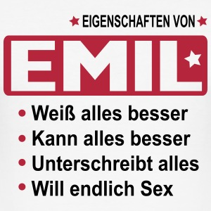 emil T-Shirts - Männer Slim Fit T-Shirt