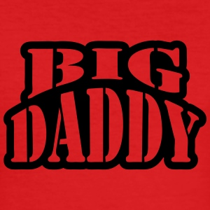 Big Daddy T-shirts - Slim Fit T-shirt herr
