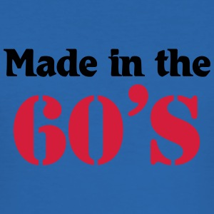 Made in the 60's T-shirts - slim fit T-shirt