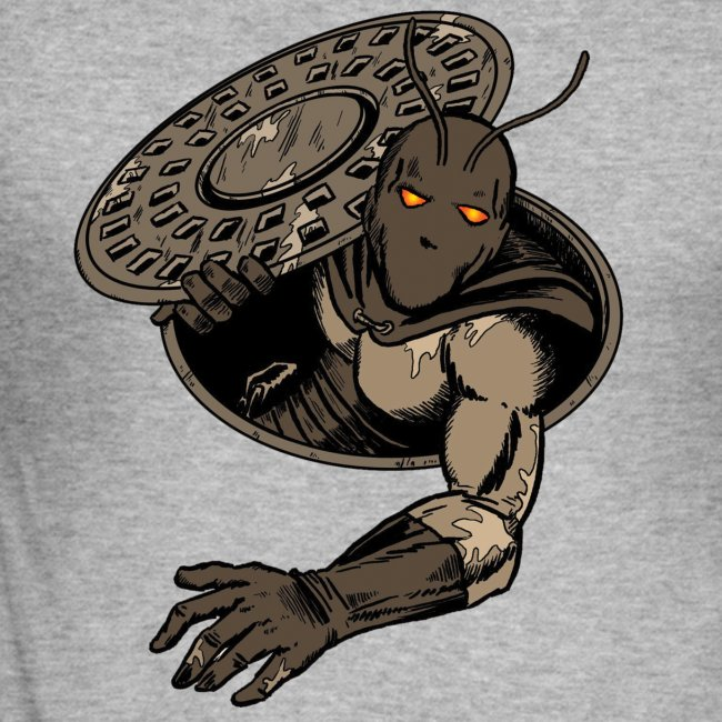 Der unheimliche Kakerlak (ohne Schrift)