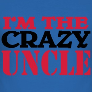I'm the crazy Uncle T-shirts - slim fit T-shirt