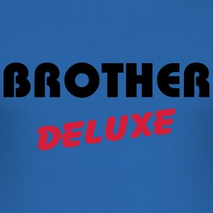 Brother Deluxe T-Shirts - Men's Slim Fit T-Shirt